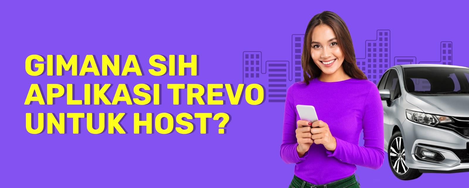 Sewa Mobil Murah Hanya 199 Ribu! - TREVO Stories ID