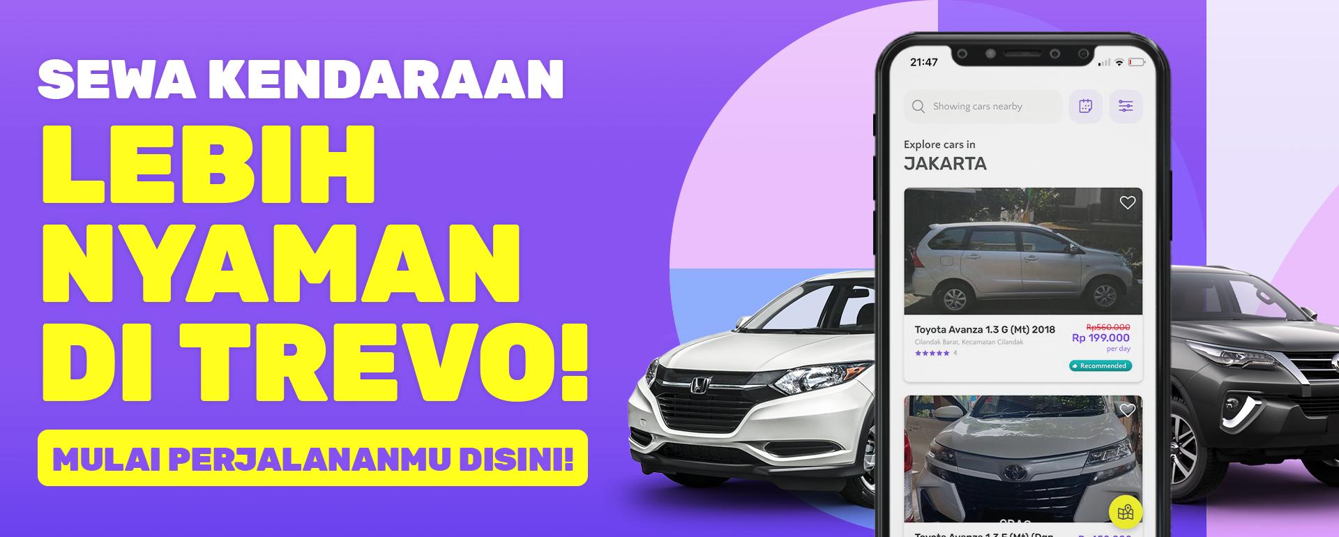 TREVO Stories ID - Kapan pun, Dimana pun